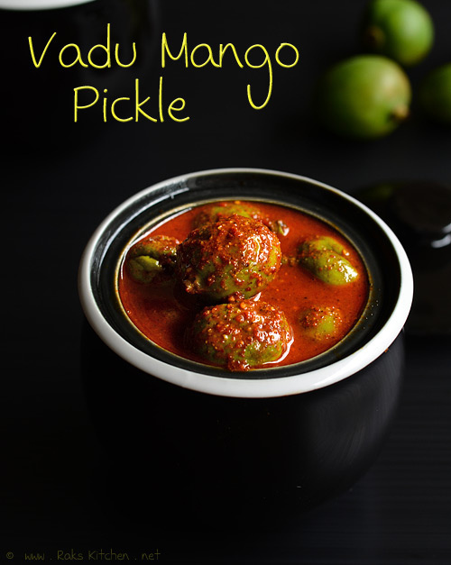 vadu-manga-pickle