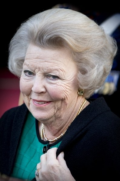 Dutch Royals Attended The 2016 New Year's Reception For The Diplomats