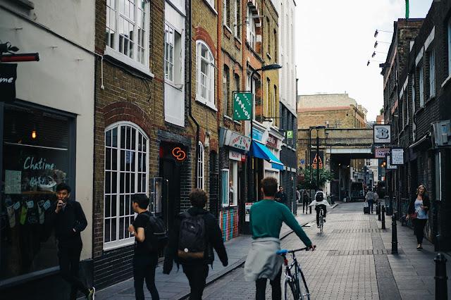 リビングストン・ストリート(Rivington Street)