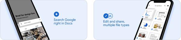 Google Docs Sync, Edit, Share