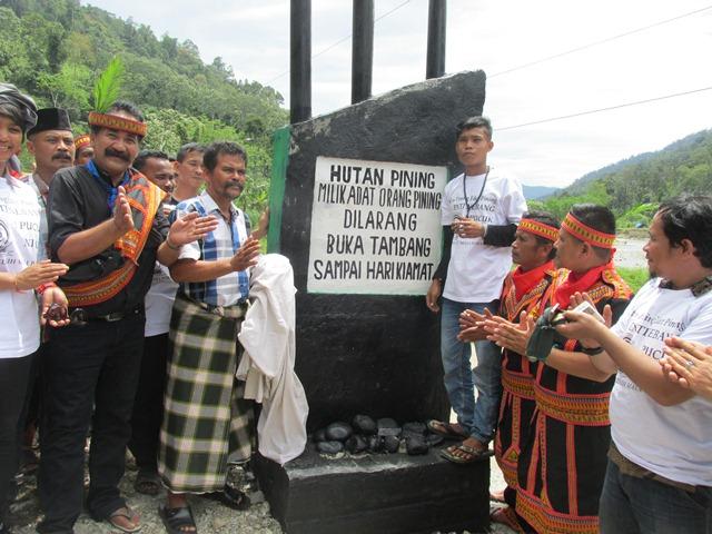 Masyarakat Gayo Lues Tolak Tambang di Hutan Leuser