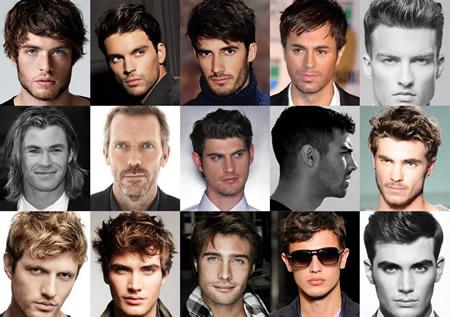 Cortes Cabello Para Hombre Segun Rostro Peinados Hombre