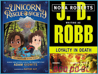 Reviews: Creature of the Pines by Adam Gidwitz; Loyalty in Death by J. D. Robb