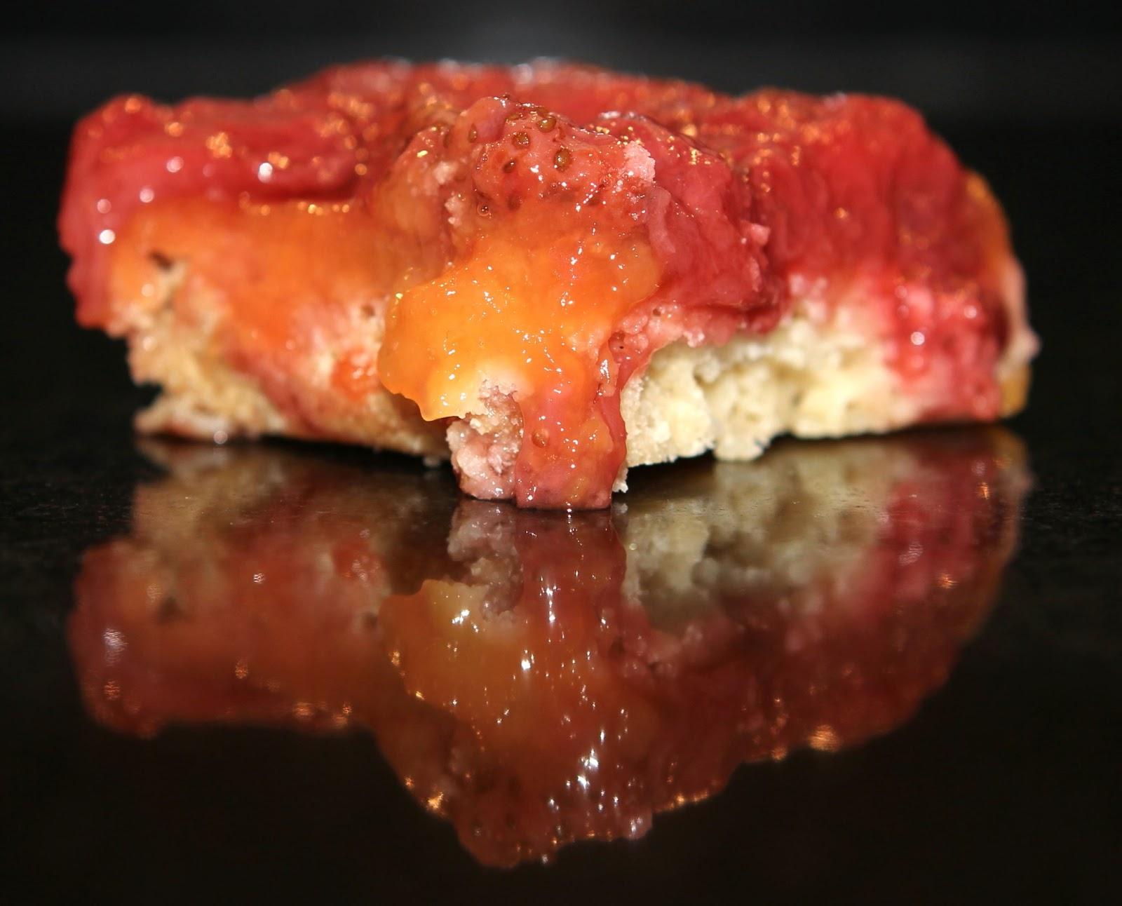 Strawberry Flavoured Custard Powder Fairy Cakes Uk