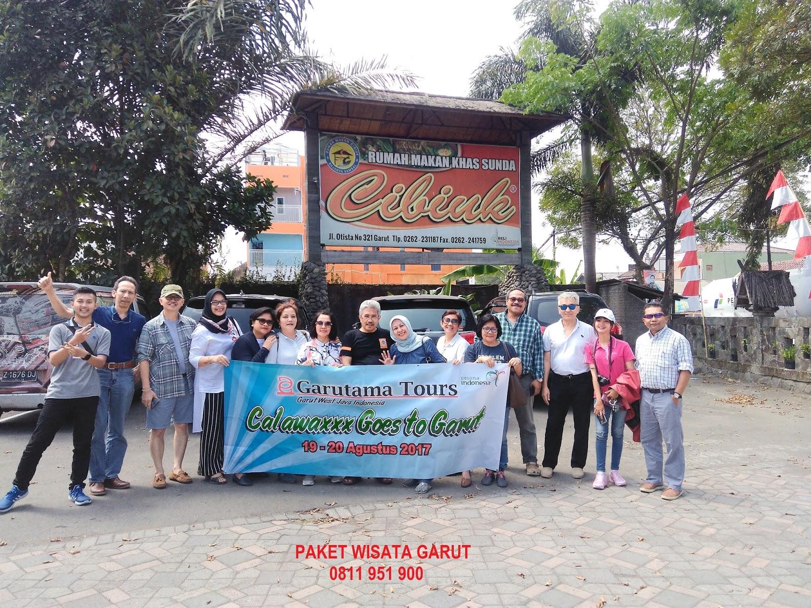 Pemandu Wisata Family Gathering Dan Tour Leader Wisata Garut