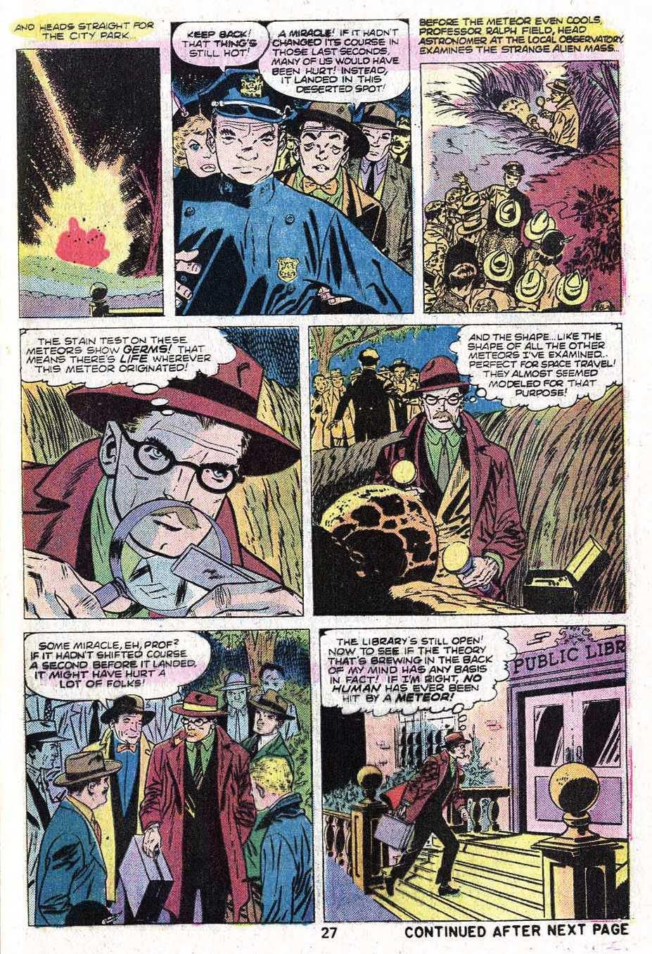 Read online Uncanny X-Men (1963) comic -  Issue #92 - 28