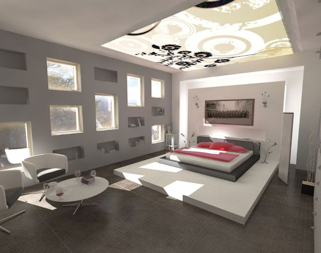 Yatak odası dekorasyonu önerileri
