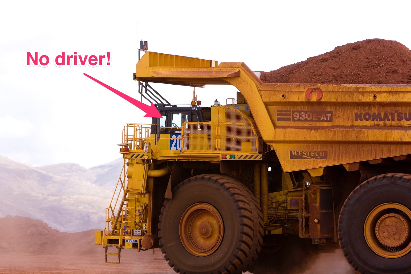 Robotics and automation will reduce mining employment by