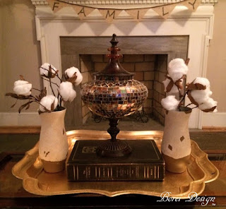 how-to-make-fake-cotton-branches-tutorial-upcycled-recycled-home-decor