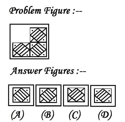 Non Verbal Reasoning Puzzles for Kids and Teens with Answers