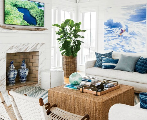 Coastal Living Interiors