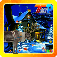 Top10NewGames Christmas Rescue The Deer