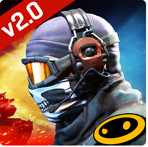FRONTLINE COMMANDO 2 v2.0.0 Mod [Unlimited Glu Coins]