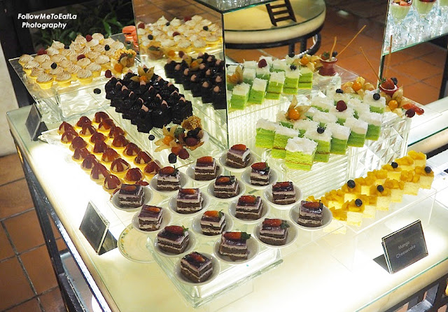 Wide Selection Of Desserts