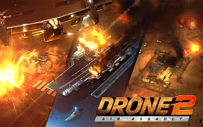 Drone 2 Air Assault Mod Apk (Unlimited Money)