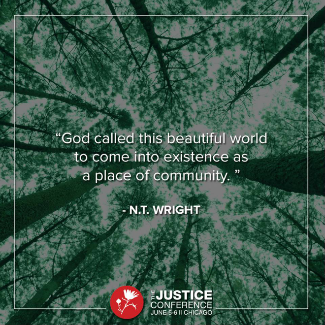 justice conference graphic