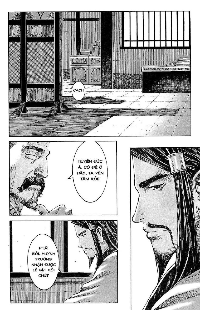 Hỏa phụng liêu nguyên Chương 374: Gian thần trung thần [Remake] trang 8