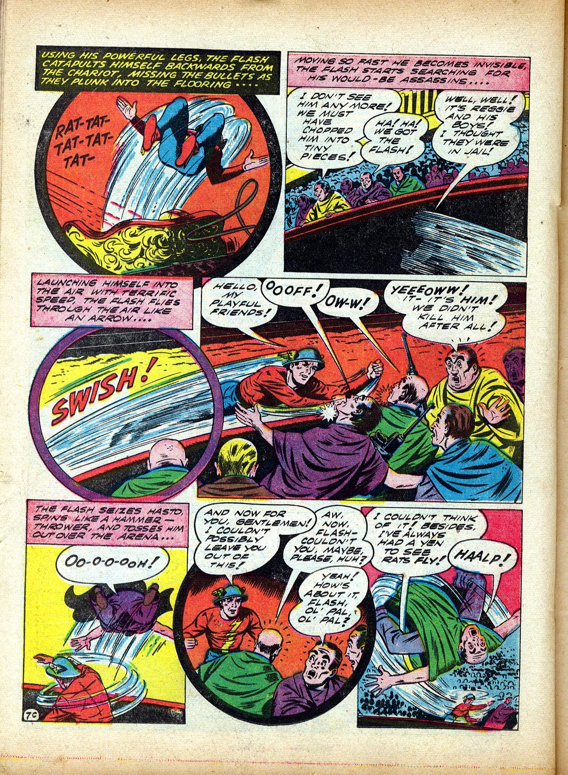 Read online All-Flash comic -  Issue #4 - 41