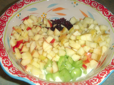 Margaret's Morsels | Apple Salad