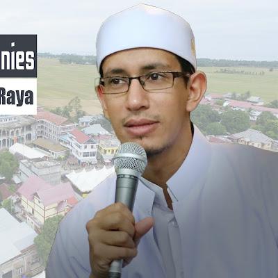 Habib Muhammad Bin Anies Shahab Isi Tabligh Akbar di Dayah MUDI