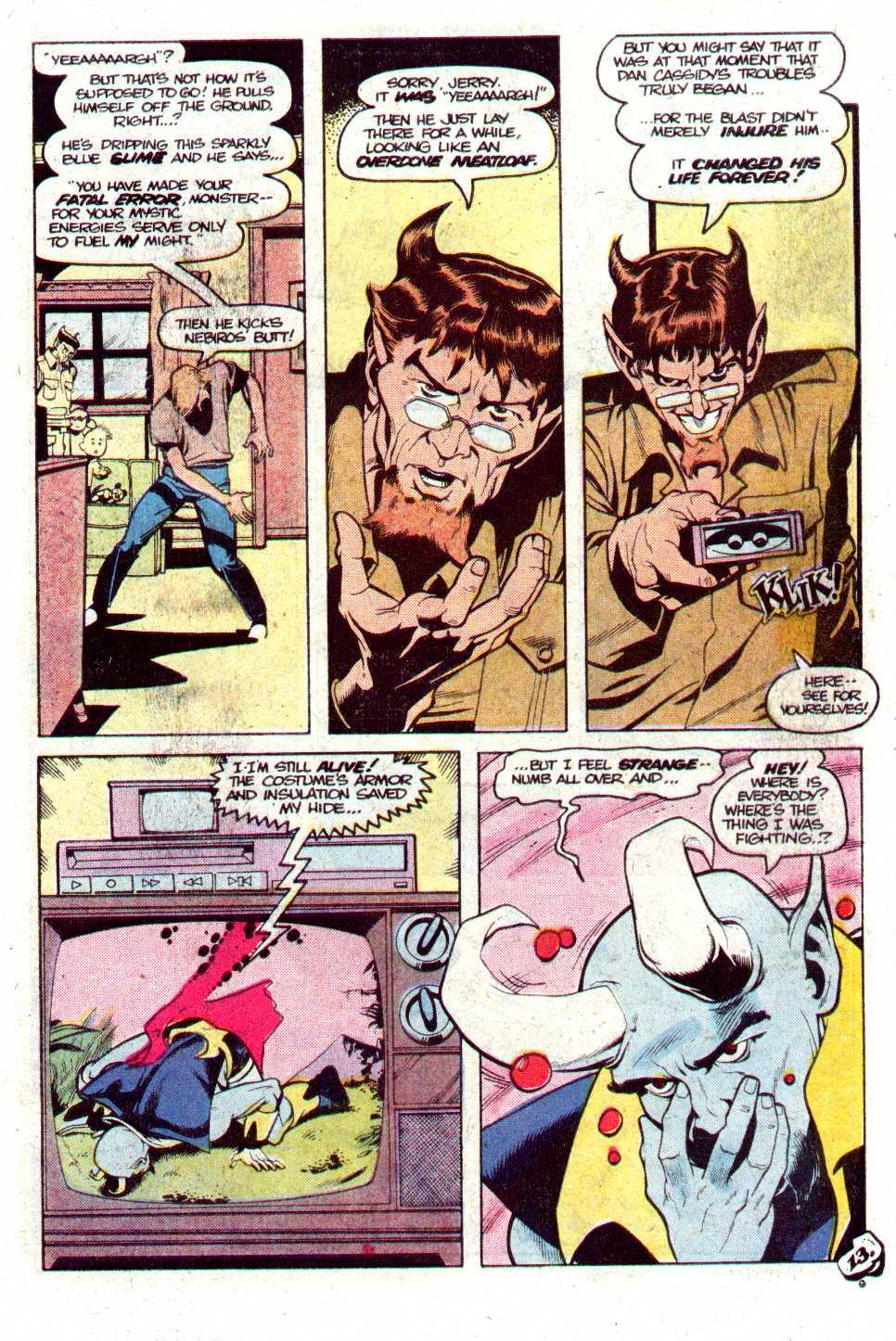 Read online Secret Origins (1986) comic -  Issue #24 - 14