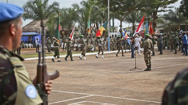 Gunmen kill two Moroccan peacekeepers in Central African Republic
