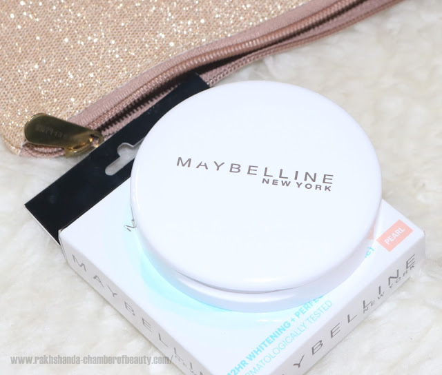 baby lips, Colossal kajal, Indian beauty blogger, Maybelline NY, Maybelline White Superfresh Whitening+Perfecting compact, #StaySummerFresh, Maybelline NY Summer Essentials kit review, makeup look, FOTD,