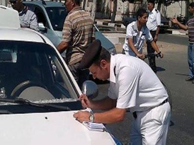 تحرير 3420 مخالفة في حملة مرورية مكبرة بسوهاج