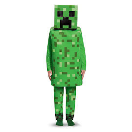 Minecraft Disguise Creeper Deluxe Costume Gadget