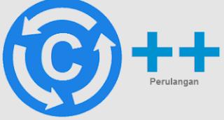 Contoh Program C++ Perulangan Sederhana
