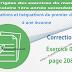 Correction - Exercice 05 page 208 - Equations et inéquations du premier degré à une inconnue