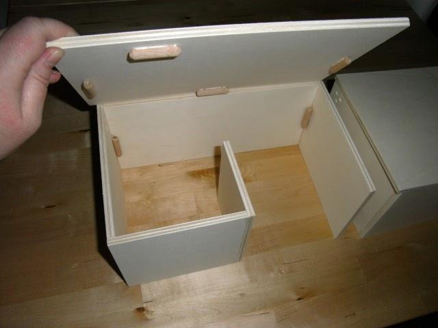 naturnahe hamstergehege bastelanleitung einfaches h uschen diy simple wooden house. Black Bedroom Furniture Sets. Home Design Ideas