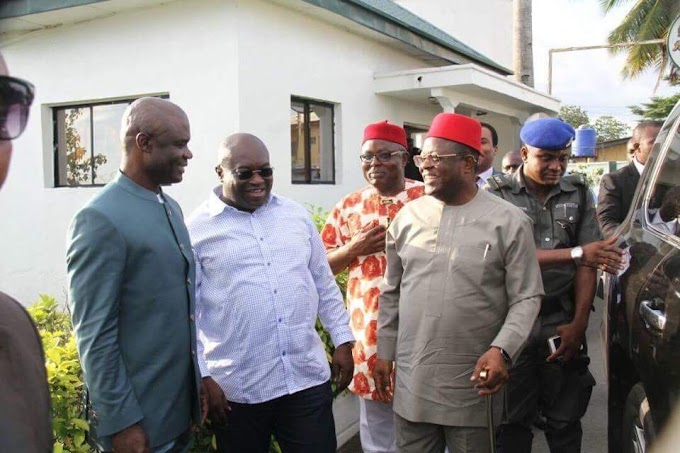 Ebonyi to Partner Abia in Commerce, Revenue Mobilization, Others