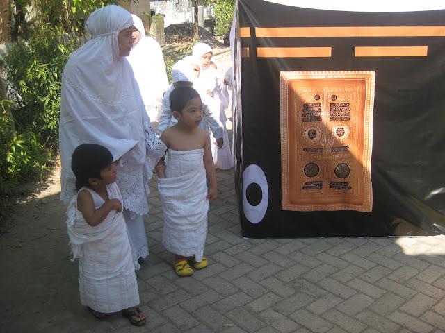 TK Khalifah Laksanakan Manasik Haji