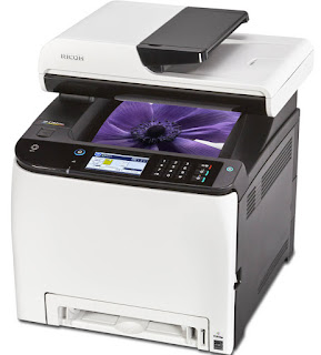 Ricoh SP C262SFNw Driver Download