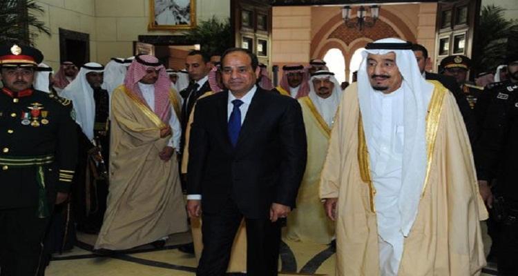 عاجل الملك سلمان يكشف عن مشروع جديد بمصر