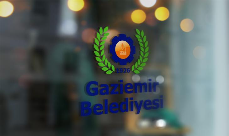 İzmir Gaziemir Belediyesi Vektörel Logosu