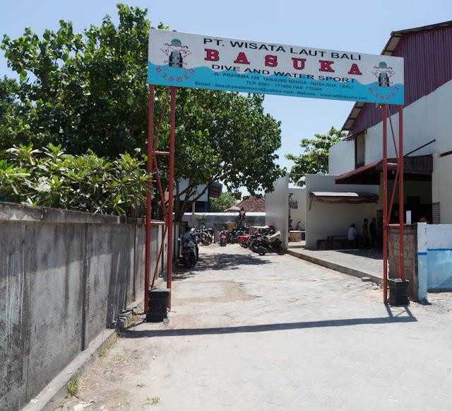 water sports centre nusa dua Bali