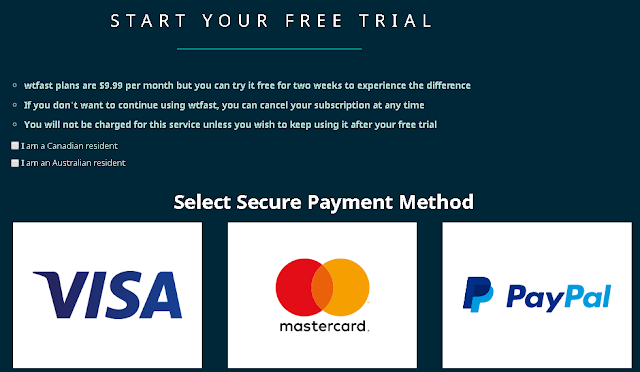 Wtfast Free Trial