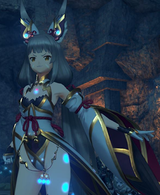 Nia, Xenoblade Chronicles 2