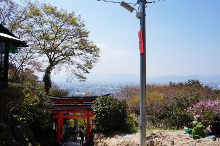 Kyoto, Japan, Fushimi Inari Shrine, Euriental