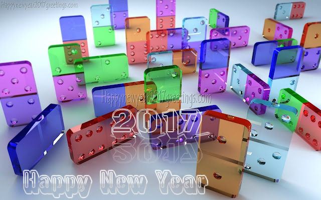 Happy New Year 2017 Full HD 3D Pictures Download