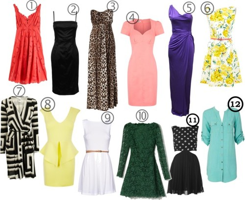 09ad4d3d4 Sundress – perfect for when you are in a rush and you want to quickly put  something on you. Pick a colour that you can wear by day and a material  that cools ...