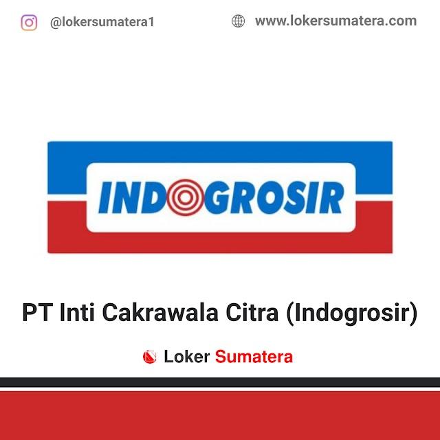 Lowongan Kerja Jambi, PT Inti Cakrawala Citra (Indogrosir) Juli 2021