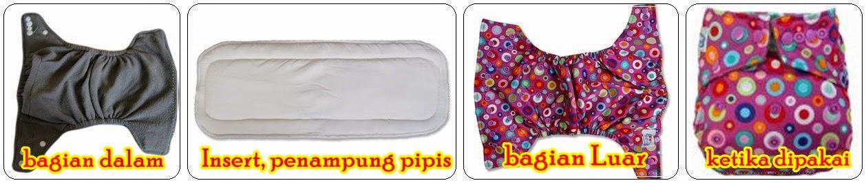Babyland ini adalah salah satu merek popok cuci yang sangat laris manis. babyland ini harganya terjangkau dengan kualitas matab..