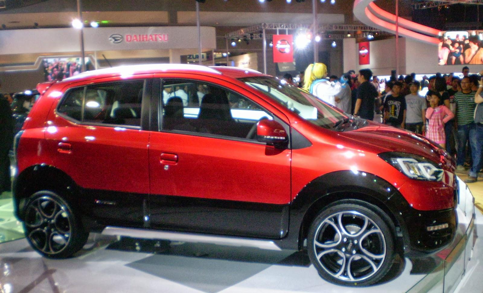 Gambar Modifikasi Mobil Daihatsu Ayla Terbaru Dan Terupdate Galeri