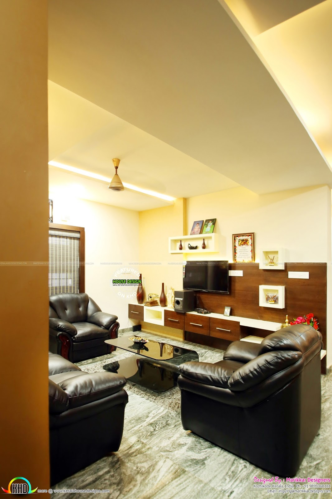 Kerala House Interior Design: Fully Furnished House In Kerala
