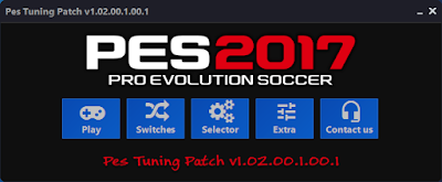 PES 2017 PES Tuning Patch 2017