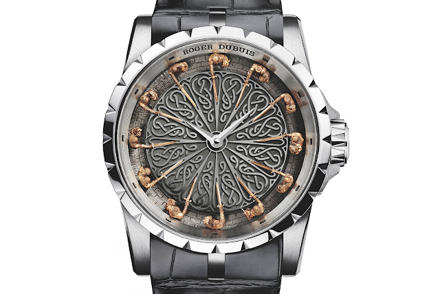 Watches By Sjx Introducing The Roger Dubuis Knights Of