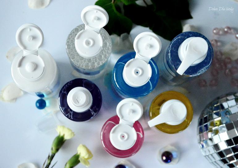 Delia Cosmetics - linia produktów do demakijażu, oczyszczania i tonizowania Dermo System